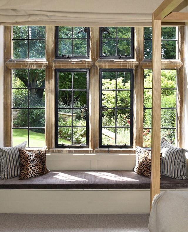 Foxhill Manor window