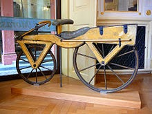 Bike - Karl Drais
