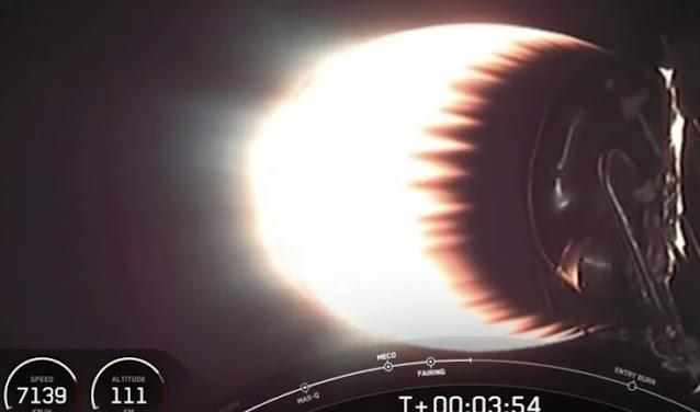 vệ tinh SpaceX