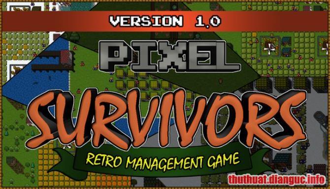 Download Game Pixel Survivors Full Cr@ck