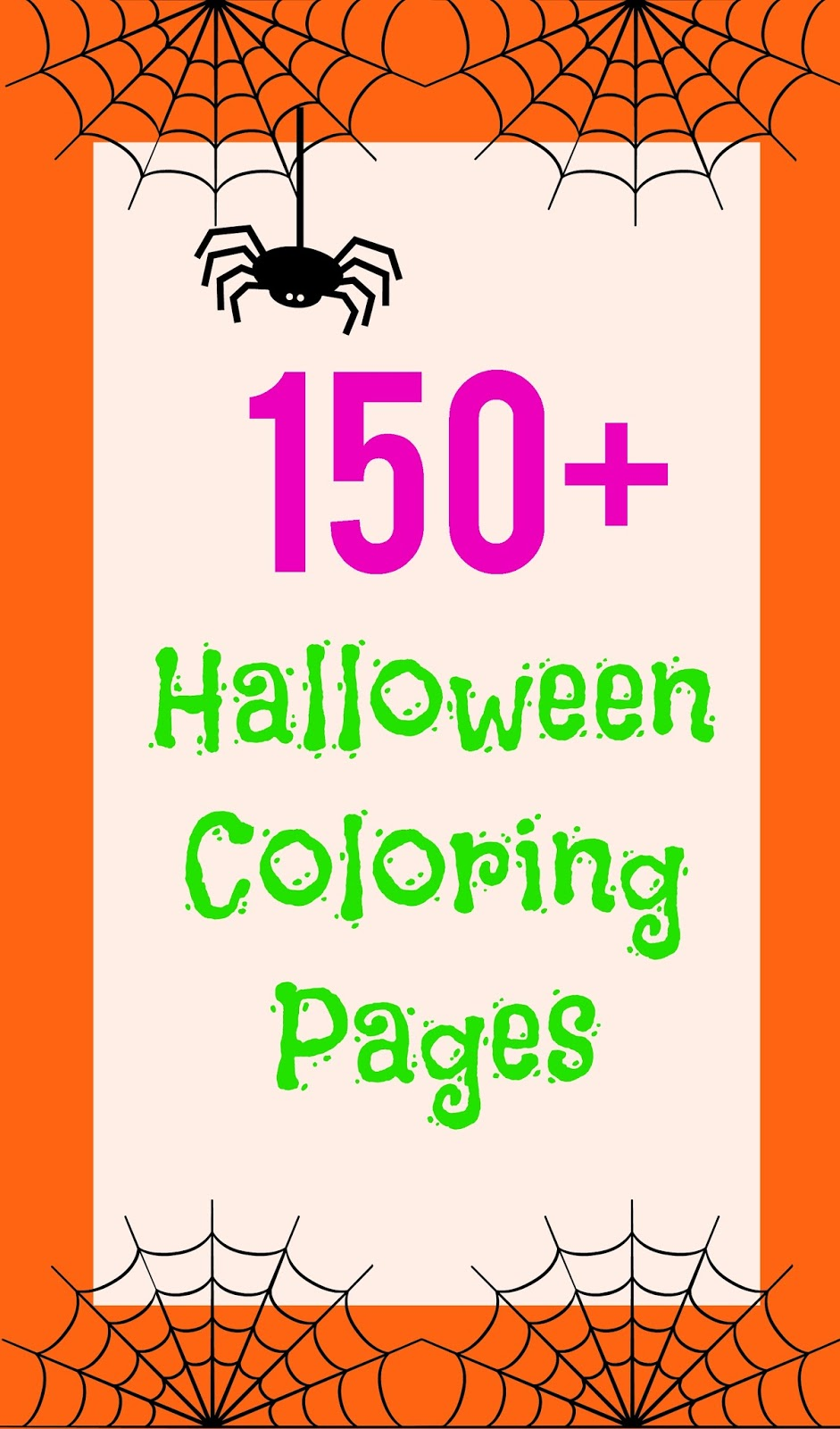 coloring pages halloween safety videos - photo#47