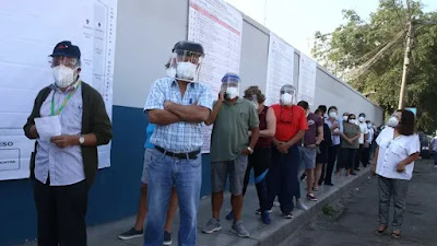 Segunda vuelta: JNE reporta más de 50 incidencias electorales en 12 regiones