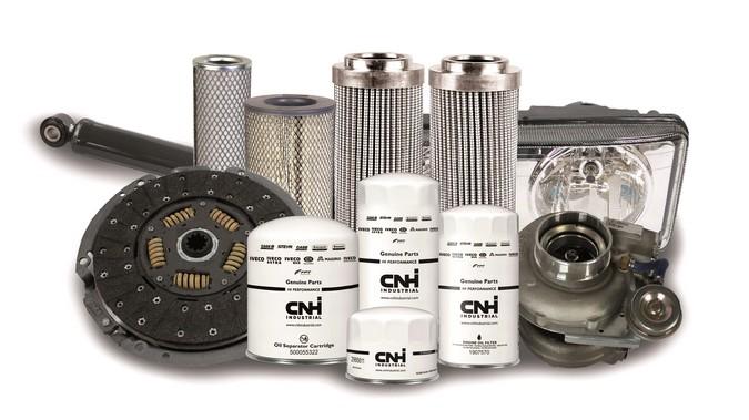 CNH Industrial amplia prazo de garantia de peças genuínas e NEXPRO