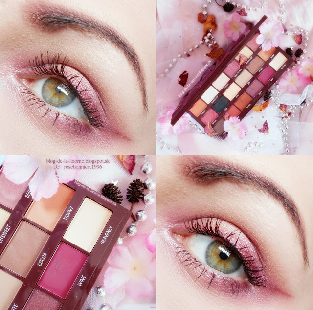 Valentine´s Day Makeup Inspiration Blog de la Licorne