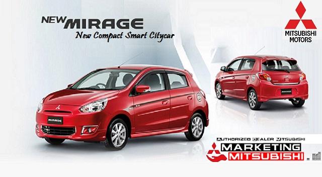 Kredit Mitsubishi Mirage Mitsubishi bintaro