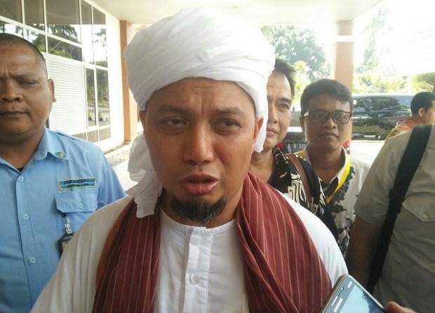 KH. Arifin Ilham: Pembakaran Bendera Tauhid Semakin Bangkitkan Ghiroh Kami