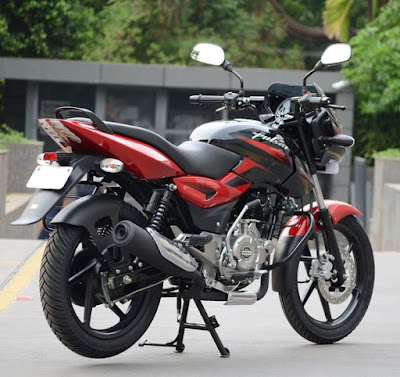 Bajaj Pulsar 150 new version