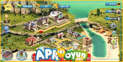 City-Island-4-Sim-İş-Adamı-HD-APK-Para-Hileli