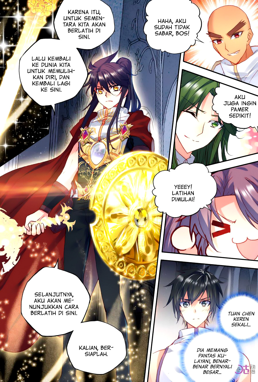 Baca Komik Shen Yin Wang Zuo Chapter 118 Komik Station