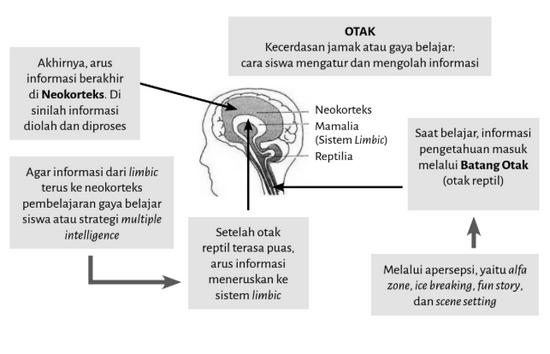 Mengajar yang Disukai Otak