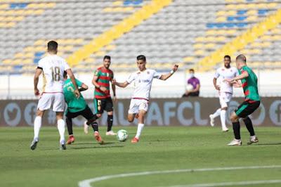 ملخص وهدف فوز الوداد القاتل علي مولودية الجزائر (1-0) دوري ابطال افريقيا
