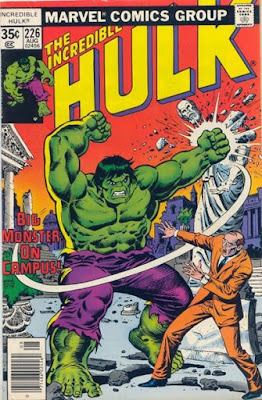 Incredible Hulk #226