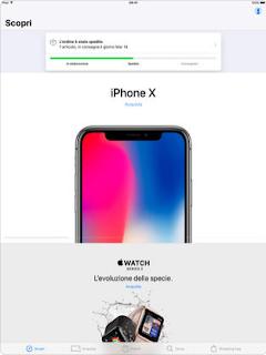 Apple Store , l'app si aggiorna alla vers 5.0