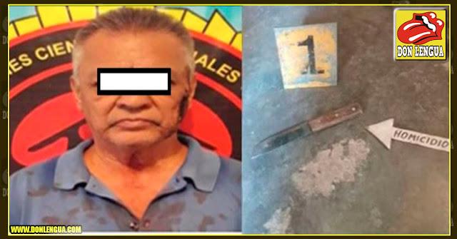 Un viejo asesinó a un muchacho de 18 porque no le pagó un cigarro