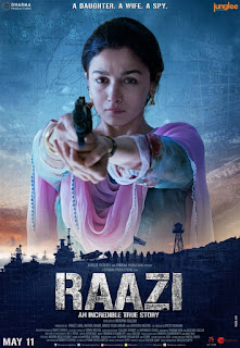 Raazi First Look Poster 4