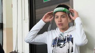 Positif Covid-19, Nikita Mirzani Ungkap Tak Rasakan Gejala Corona