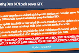 Verifikasi Data Tunjangan Profesi Pada Info GTK 2020/2021