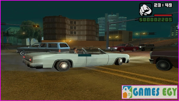 تحميل لعبة GTA San Andreas الاصلية