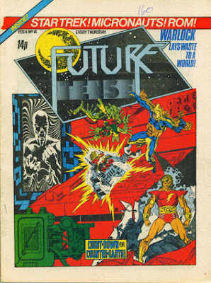 Future Tense #14, the Micronauts