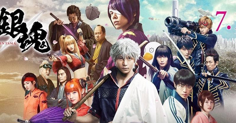 Urutan Nonton Film Gintama Live Action