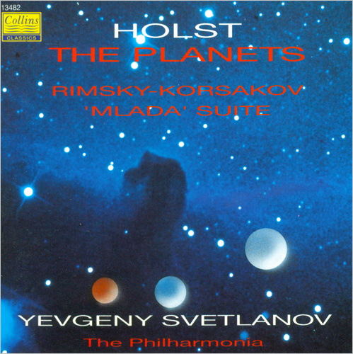 Holst - The Planets (Svetlanov, The Philharmonia, 1992)