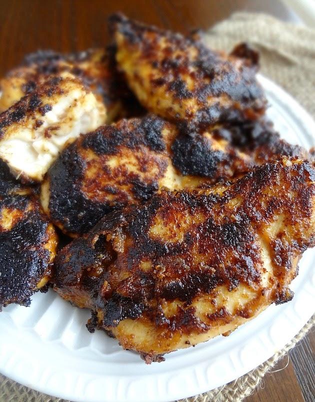 Spicy Peanut Butter Chicken