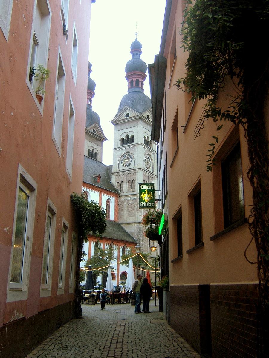 Wählen Sie für neueste Details für viele Stile Rhine, Germany Road Trip: Koblenz, Stolzenfels Castle and ...