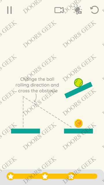 Draw Lines Level 22 Solution, Cheats, Walkthrough 3 Stars for Android and iOS