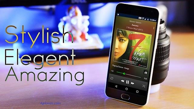 PowerAudio Pro Music Player 9.0.0 Apk - Trinh nghe nhạc Android