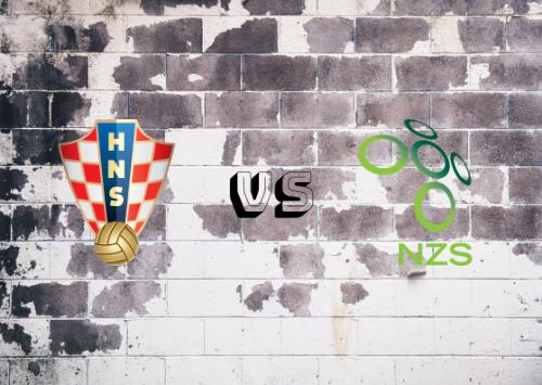 Croacia vs Eslovenia  Resumen