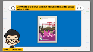 download ebook pdf  buku digital sejarah kebudayaan islam kelas 9 mts