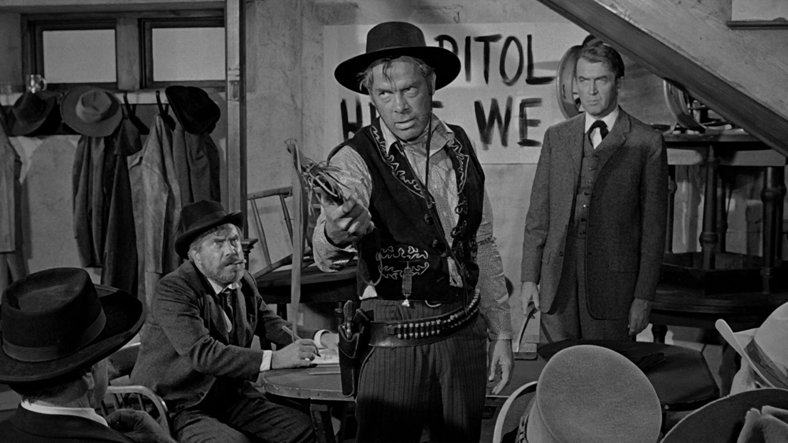 LERNER INTERNATIONAL ENTERPRISES: Cowboys, Noir & The