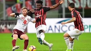 Prediksi Skor AC Milan vs Torino 29 Januari 2020