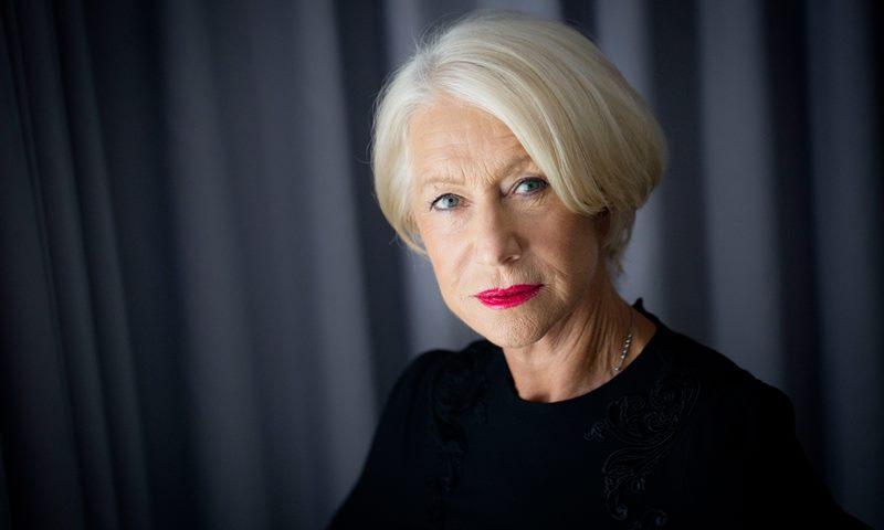 """""""En Güzel Yaş Alan Ünlüler; Helen Mirren ve Richard Gere"""""""