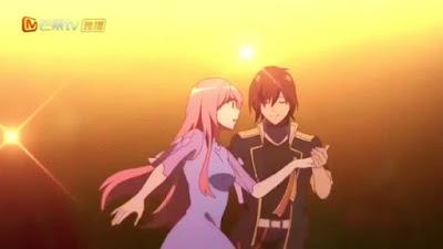 Lan Mo De Hua Anime