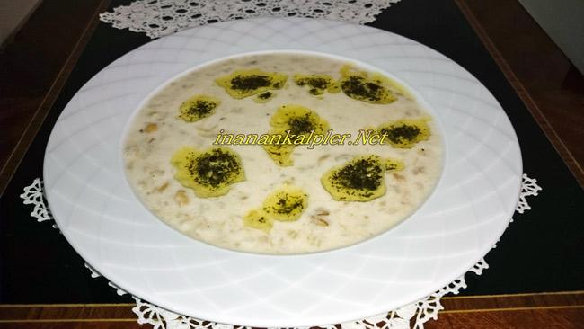 Etli Toyga Çorbası