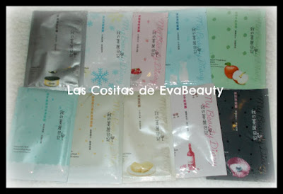 mascarilla facial tissu My beauty diary aliexpress