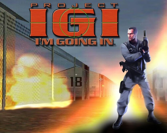Project IGI high compressed pc game | highcompress