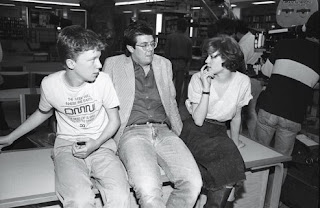 John Hughes The Breakfast Club