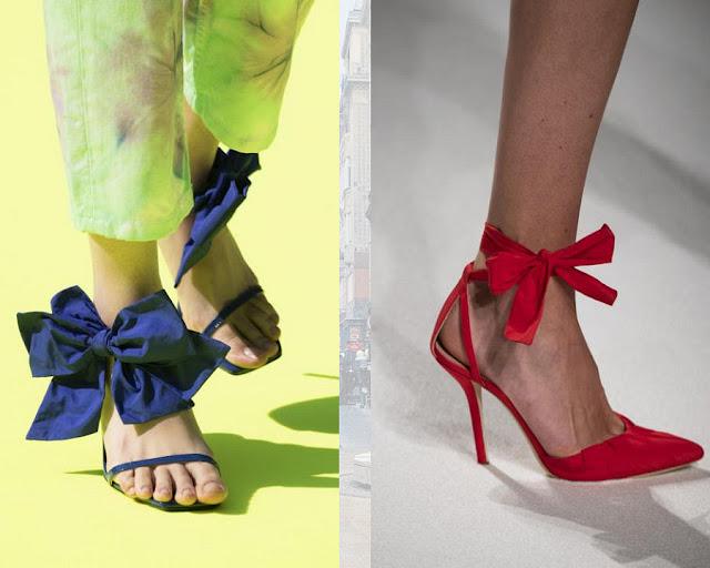 Модная обувь весна-лето 2020 2-2