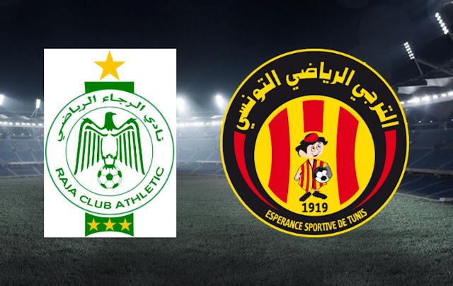 مشاهدة مباراة الرجاء و الترجي ٢٥-١-٢٠٢٠ بث مباشر في دوري أبطال أفريقيا