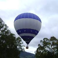 Vuelo en globo por la Sabana de Bogotá