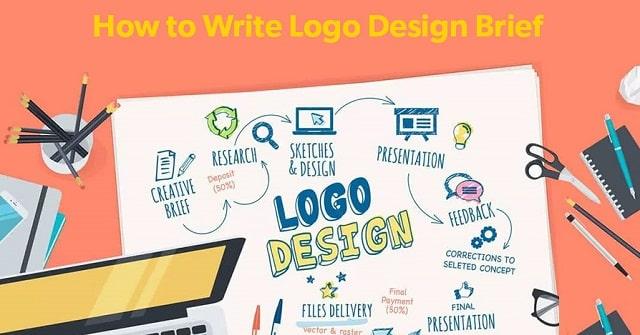 steps create logo design brief