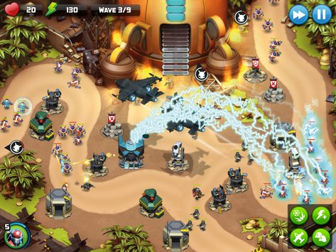 Download Alien Creeps TD V2.1.1.0 Apk MOD 2
