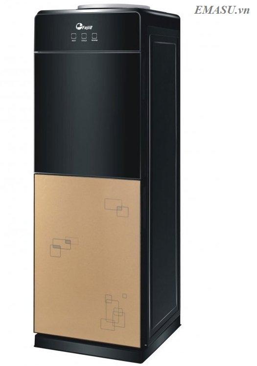 Cây nước nóng lạnh cao cấp FujiE WD1700E với cánh tủ đóng mở vòi nóng lạnh, ngăn đựng đồ bên dưới