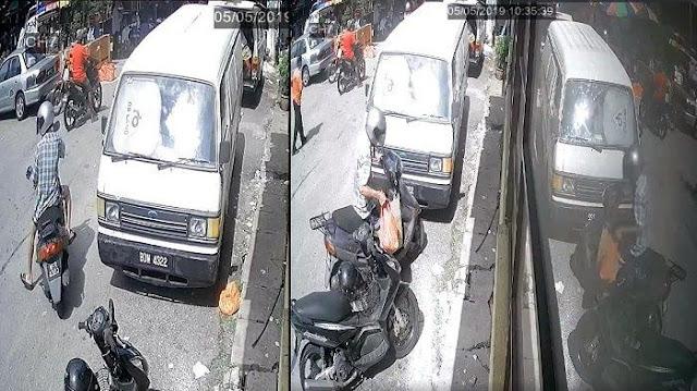 Terekam CCTV, Pria Ini Buang Kucing dan Membiarkannya Mati Kepanasan di Dalam Tas Plastik