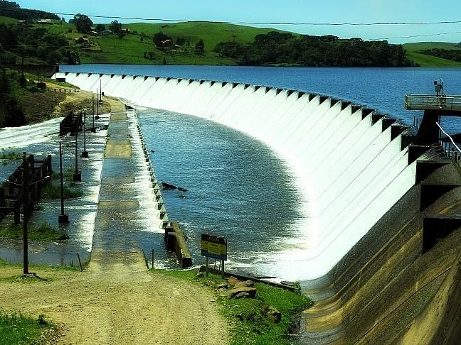 Barragem do Salto, São Francisco de Paula
