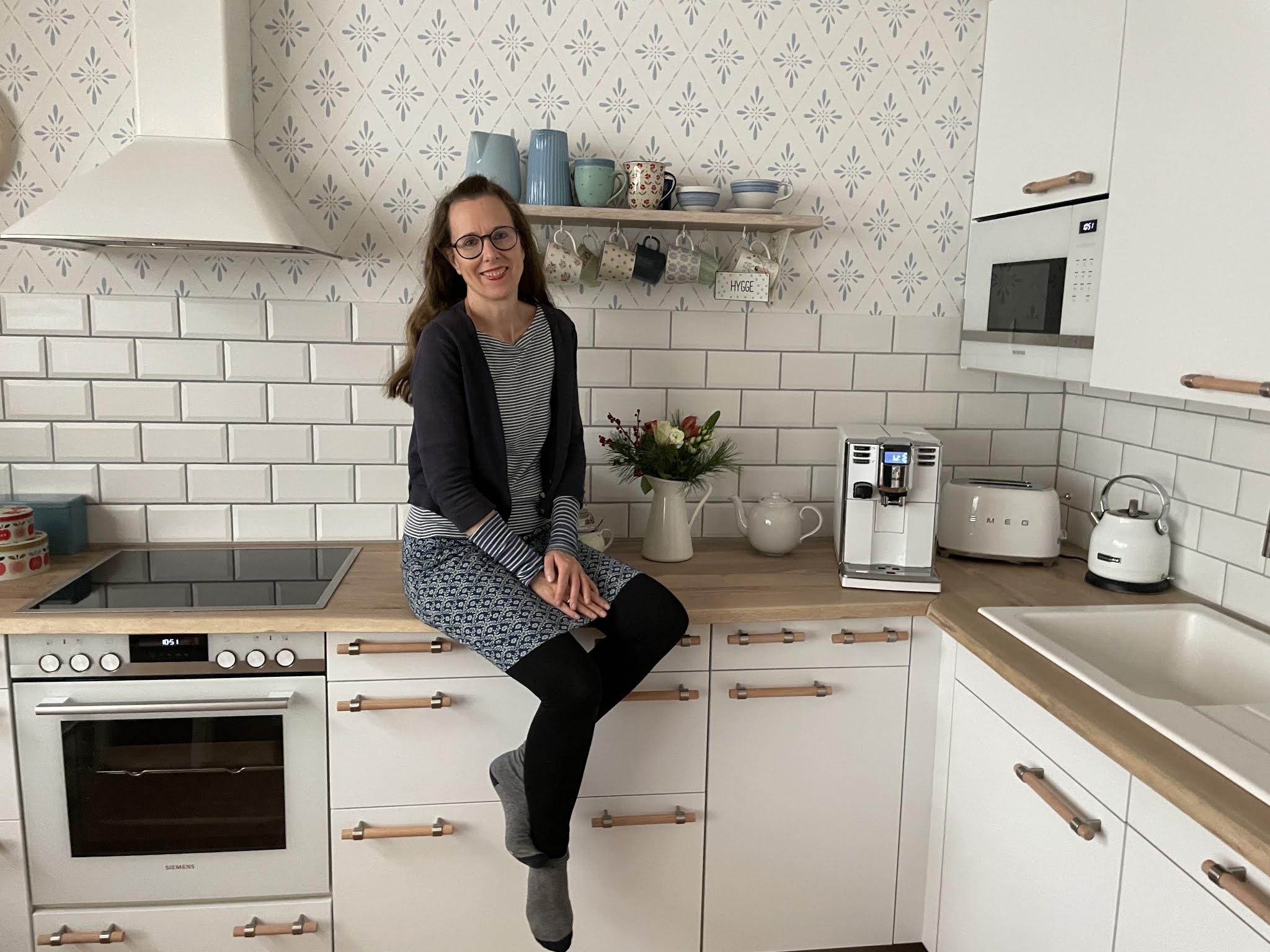 Unser Küchenumbau oder unsere neue Küche im skandinavischen Stil | ♥  Zuckersüße Äpfel - kreativer Familienblog und Reiseblog ♥