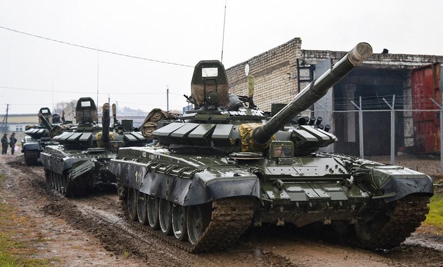У ВДВ РФ танкові роти десантно-штурмових  частин переформують у батальйони