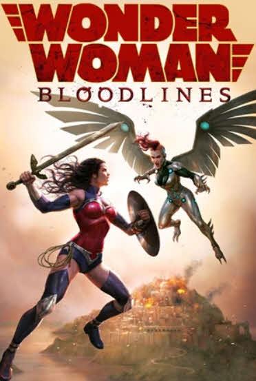 فيلم Wonder Woman Bloodlines 2019 مترجم